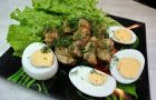 Как приготовить бычьи яйца
