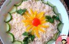 Готовим рыбный салат с картофелем